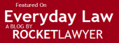 Featured on Everyday Law - A blog by RocketLawyer